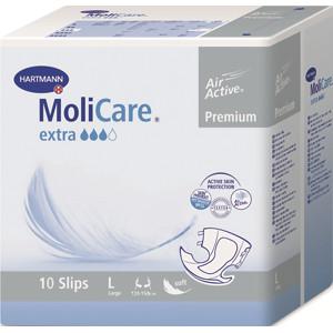MoliCare Premium extra soft  - Воздухопроницаемые подгузники