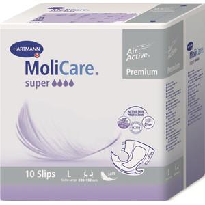 MoliCare Premium super soft  - Воздухопроницаемые подгузники